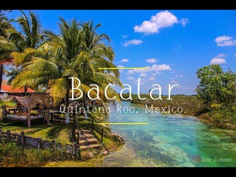Conociendo: Bacalar, Quintana Roo Parte 1