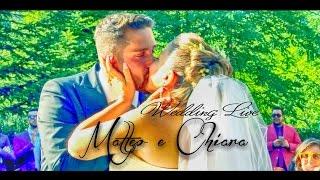 Wedding Live Matteo e Chiara. Genova Castello Becchi.