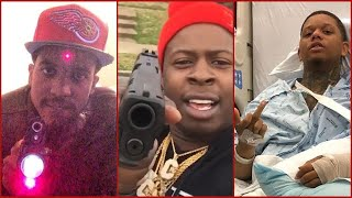 RAPPERS CAUGHT LACKIN (Lil Reese, Young Dolph, Yella Beezy)