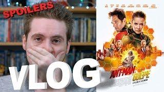 Vlog - Ant-Man et la Guêpe (SPOILERS)