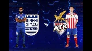 PES 2017 ISL ATK VS Mumbai City FC Full Match Gameplay