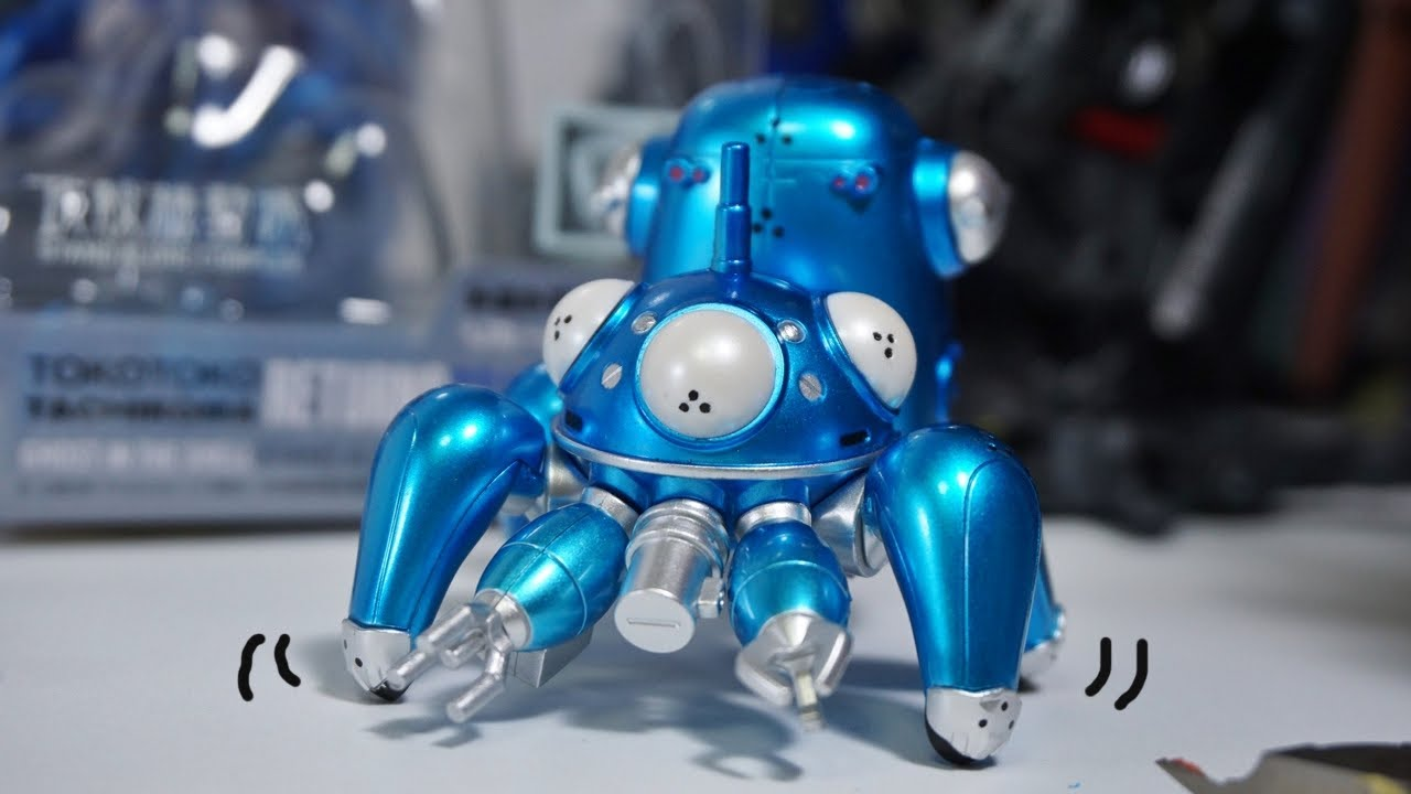 Tokotoko Tachikoma Returns 2018 Ghost In The Shell Stand Alone Complex Youtube
