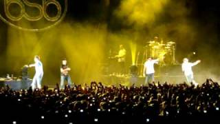 Backstreet Boys - The Call (Neptune's Rap Remix) + Everybody (Unbreakable Tour Rio de Janeiro)