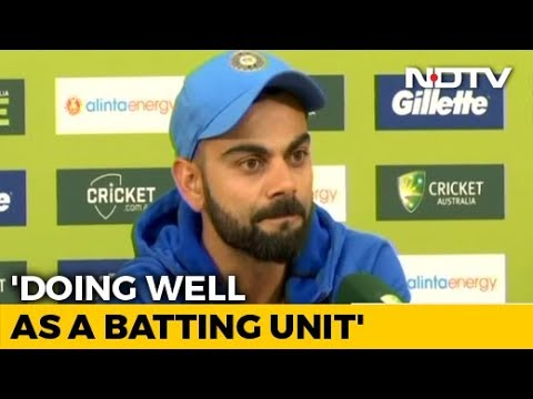 Team In Sync, MS Dhoni Best Suited For No.5 Spot: Virat Kohli