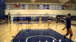 San Bernardino Valley College Womens Volleyball Riverside 2