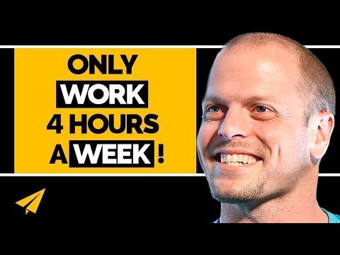 Tim Ferriss'  4-Hour Work Week  #MentorMeTim