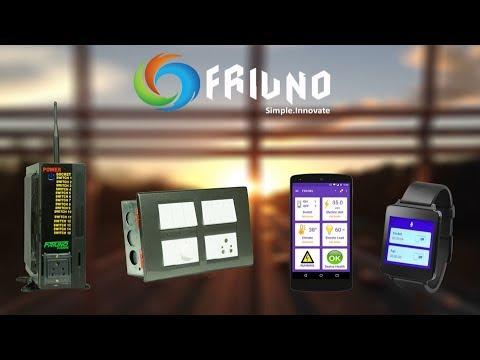 Friuno-Smart Automation System with Artificial Intelligence