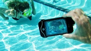 How To Make A Waterproof Iphone Case!