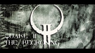 Quake II Mission Pack 1: The Reckoning (1998) Running Demo - Xatrix Entertainment