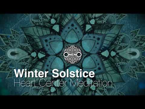Winter Solstice Heart Center Guided Meditation With OnenO