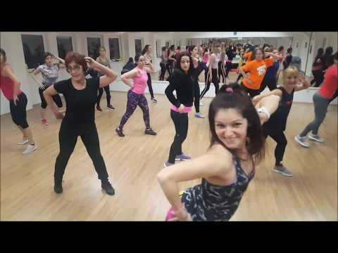 """Bunda"" (ZIN 70 - Tropic Electric) Zumba Fitness Choreography"