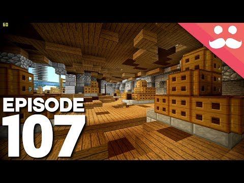Hermitcraft 5: Episode 107 - Underground...