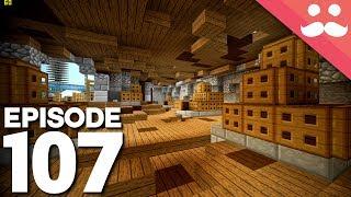 Hermitcraft 5 Episode 107 - Underground MARKET