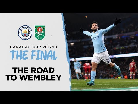 Carabao Cup 2017/18 - The Road to Wembley