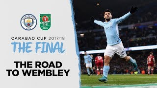 Download Video Carabao Cup 2017/18 - The Road to Wembley MP3 3GP MP4
