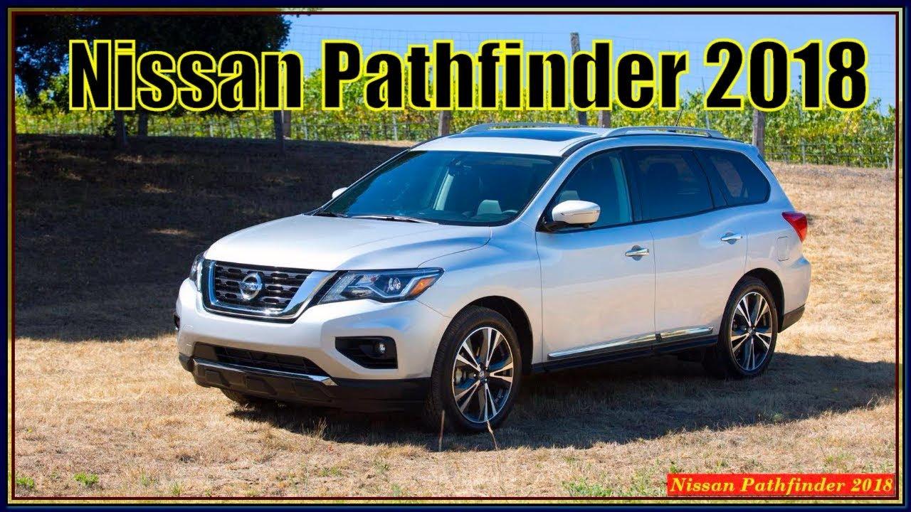 New Nissan Pathfinder 2018 Platinum Hybrid Reviews