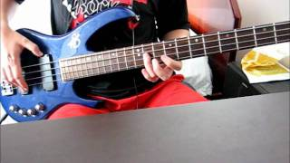 Paralamas do Sucesso - Romance Ideal [bass cover]