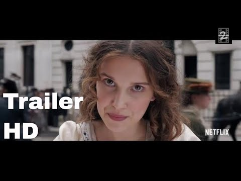 Enola Holmes Trailer #1 (2020) | The Nerds Take 2