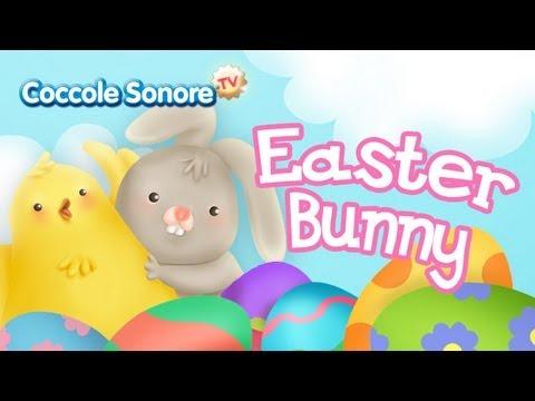 """Il coniglietto di Pasqua """"Easter Bunny"""" - Canzoni per bambini di Coccole Sonore"""