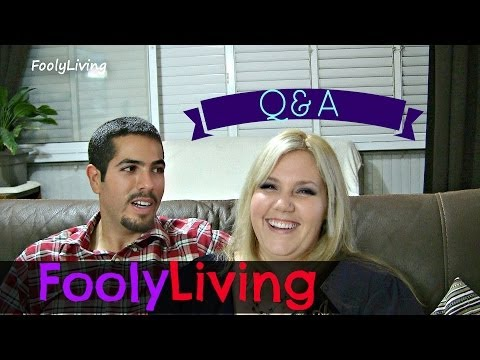 Q&A - Hadar and Andrea - FoolyLiving