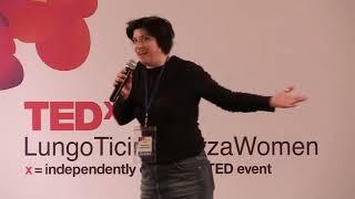 Un amore a colori | Annagaia MARCHIORO | TEDxLungoTicinoSforzaWomen