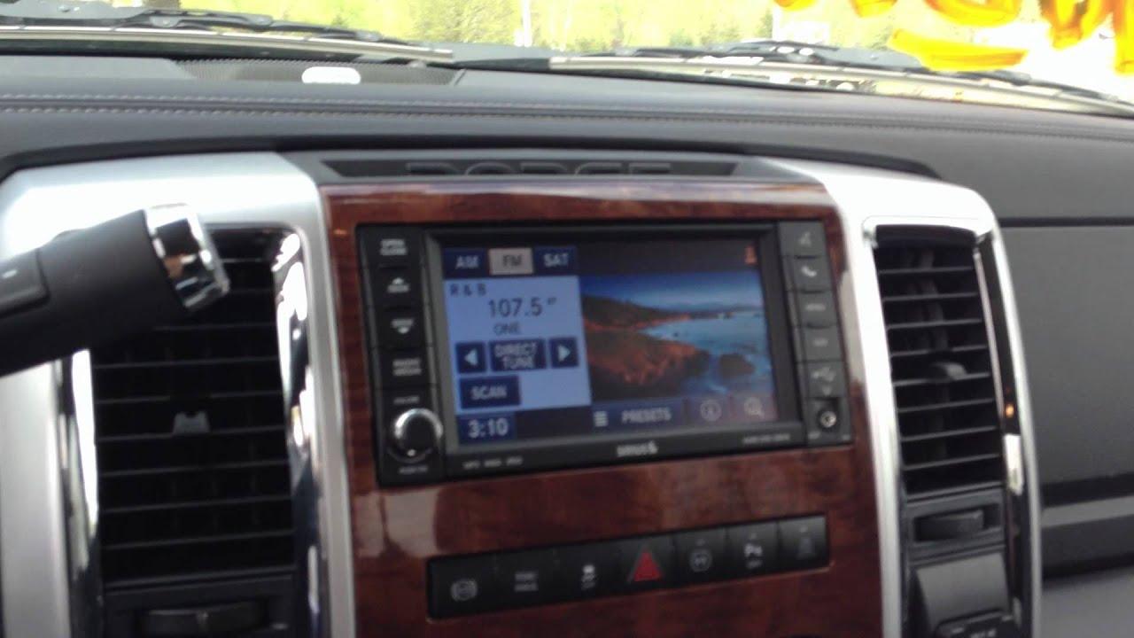 2012 dodge ram 2500 laramie depth tour youtube - 2012 Dodge Ram 2500 Cummins Interior