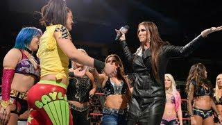 WWE Announce Women's Royal Rumble 2018!