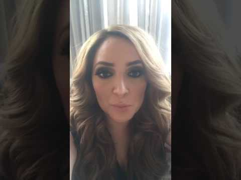 Myriam Montemayor Facebook Live 05.06.17 parte 2