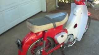 1964 Honda C100 Super Cub For Sale