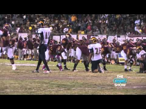 Millikan vs. Wilson - 2013 Moore League Football