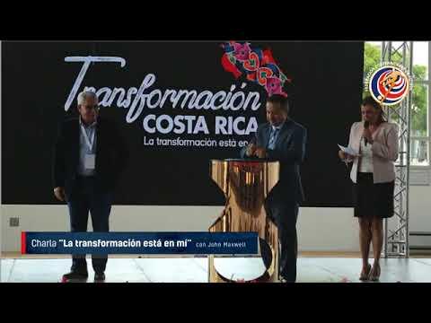 Transformación Costa Rica - John Maxwell - 14 Mar 18