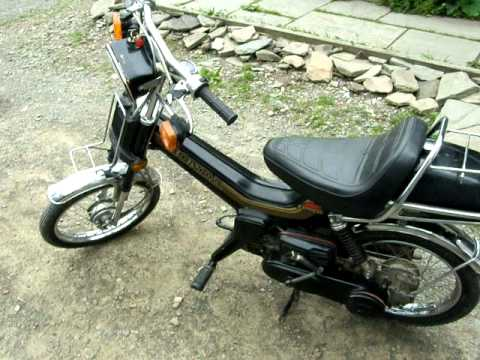 Honda Urban Express Nu50 1983 Youtube