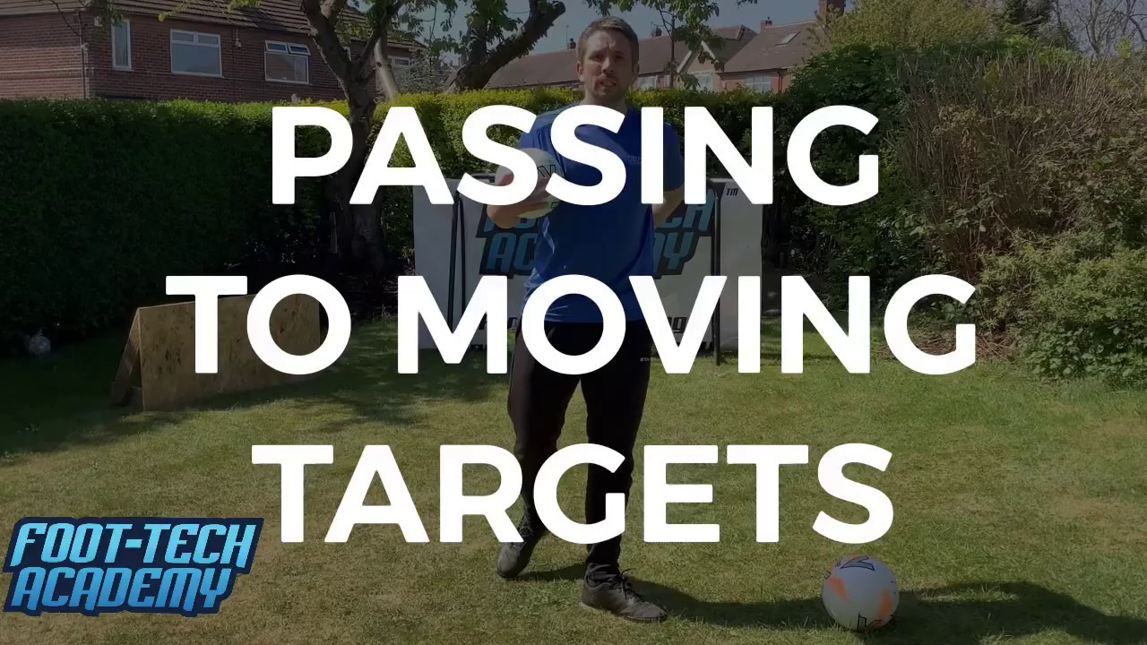 How To Pass To Moving Targets