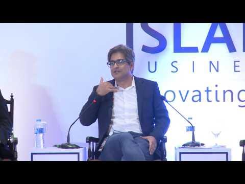 Talk by CEO of Jazz Aamir Ibrahim @ LEADERS IN ISLAMABAD