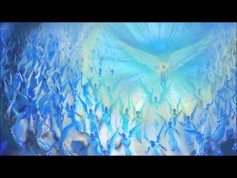 Archangel Michael and His Legions of Blue Flame...