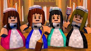 Minecraft   BABY HELPER PETS: Little Maids Mod Showcase!