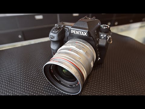 Pentax K-3 II Hands-On and Opinion