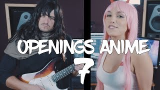 Mix Openings Anime #7 [ESP/ENG] Covers!