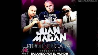 juan Magan feat Pitbull & El Cata-Bailando por el mundo better audio