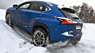Почему Lexus Nx Всего На Пол-Ляма Дороже Тойоты? Тест Драйв Лексус Нх 2018