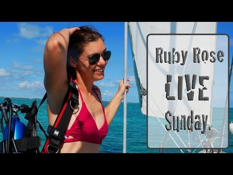 Ruby Rose Live from the Abacos