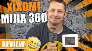 XIAOMI MIJIA 360 🎥 Kompakte 360° Kamera der Extraklasse? [Review, German, Deutsch]