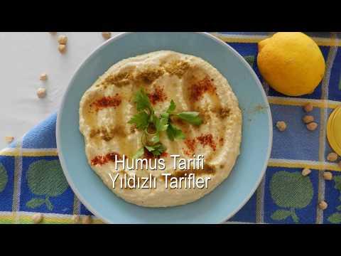Humus Tarifi-Yıldızlı Tarifler