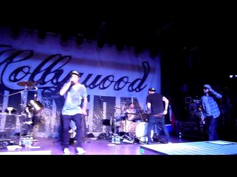 Hollywood Undead - Gravity Live