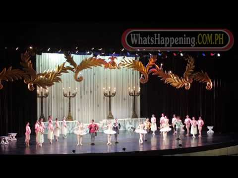 The Swan, The Fairy and The Princess - Ballet Manila