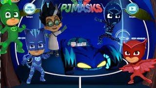 Vamos a darle Pj el último episodio de la serie de dibujos animados de La Máscara de dibujos animados Pica pijamaskeli bebé a aprender los colores