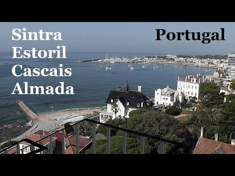 PLACES NEAR LISBON: Sintra, Estoril, Cascais, Almada (Portugal) HD
