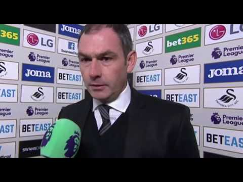 Swansea City 0 -4 Arsenal- Paul Clement And Arsene Wenger Post Match Interview