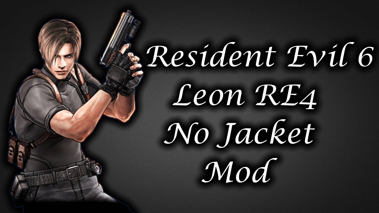 Mod Showcase #17 - Resident Evil 6 - Chris Business by