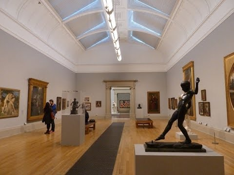 Tate Britain Art Gallery London - YouTube